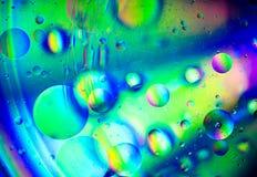 abstrakcjonistyczne sfery Fotografia Stock