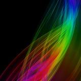 Abstrakcjonistyczne siatek linie, wektor Zdjęcie Royalty Free