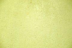 Abstrakcjonistycznego żółtego kolorowego cementu ścienna, podłogowa tekstura lub Zdjęcia Royalty Free