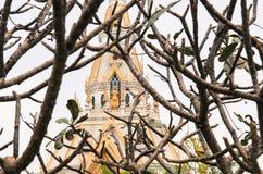 Abstrakcjonistycznego architektury Sothon wararam worawihan świątynia Obrazy Stock