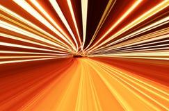 abstrakcjonistycznego autostrady ruchu drogowa prędkość Obrazy Royalty Free