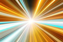 abstrakcjonistycznego autostrady ruchu drogowa prędkość Fotografia Royalty Free