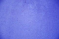 Abstrakcjonistycznego błękitnego kolorowego cementu ścienna, podłogowa tekstura lub Obrazy Royalty Free