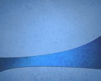 Abstrakcjonistycznego błękitnego tła rocznika grunge tła tekstury luksusowy bogaty projekt z eleganckim antykwarskim abstrakcjonis Obrazy Stock