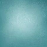 Abstrakcjonistycznego błękitnego tła rocznika grunge tła tekstury luksusowy bogaty projekt z elegancką antykwarską farbą na ścienn Obraz Stock