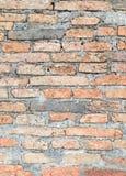 Abstrakcjonistycznego cegły ściany tła koloru stary sztukateryjny światło - szary dir Zdjęcia Royalty Free