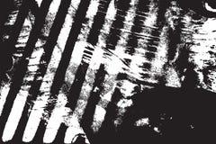 abstrakcjonistycznego czarny projekta ilustracyjny tekstury biel royalty ilustracja