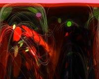 Abstrakcjonistycznego elementu elegancji szablonu magiczny artystyczny fractal, kształtuje piękną projekt wyobraźnię, dekoracyjną ilustracji