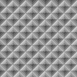 Abstrakcjonistycznego geometrycznego rhombus bezszwowy deseniowy tło Obrazy Royalty Free