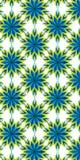 Abstrakcjonistycznego geometrycznego trójboka bezszwowy wzór koloru dziewczyny ilustracyjni uroczy królika uśmiechy nadają się bi Fotografia Royalty Free