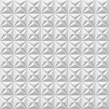Abstrakcjonistycznego geometrycznego trójboka kwadrata bezszwowy deseniowy tło Obrazy Stock