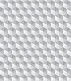Abstrakcjonistycznego geometrycznego trójboka sześciokąta bezszwowy wzór Obrazy Stock