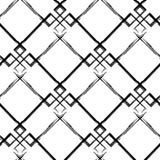 Abstrakcjonistycznego grunge diagonalny bezszwowy wzór Zdjęcie Royalty Free