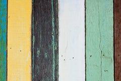 Abstrakcjonistycznego grunge drewniany tekstury tło Zdjęcie Stock