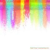 Abstrakcjonistycznego grunge kolorowy tło. Obrazy Royalty Free