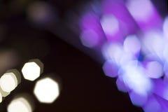 abstrakcjonistycznego kolorowe światła tła Zdjęcie Royalty Free
