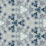 Abstrakcjonistycznego kolorowego sześciokąta kwadrata kalejdoskopu geometryczna bezszwowa deseniowa symmetric moda fotografia stock