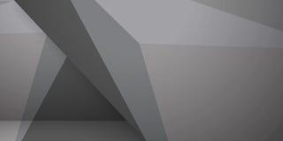 Abstrakcjonistycznego kolorowego trójboka tła abstrakcjonistycznego kolorowego tła geometryczny miętoszący trójgraniasty niski po Obraz Royalty Free