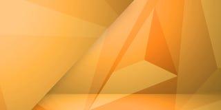 Abstrakcjonistycznego kolorowego trójboka tła abstrakcjonistycznego kolorowego tła geometryczny miętoszący trójgraniasty niski po Fotografia Stock