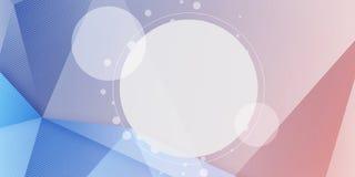 Abstrakcjonistycznego kolorowego trójboka tła abstrakcjonistyczny kolorowy tło Zdjęcie Stock
