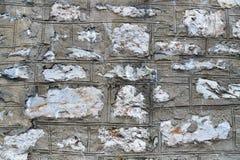 abstrakcjonistycznego mały tła stone stone tekstury ścianę Zdjęcie Stock