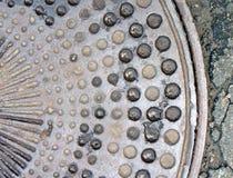 abstrakcjonistycznego metalu kruszcowa dzikusa powierzchni tekstura Fotografia Royalty Free