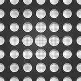 Abstrakcjonistycznego nowożytnego punktu bezszwowy tło ilustracji