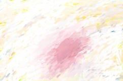 Abstrakcjonistycznego obrazu textured t?o pastelu barwiony impresjonizm ilustracji