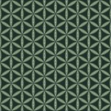 Abstrakcjonistycznego okręgu batika bezszwowy wzór Zdjęcia Royalty Free