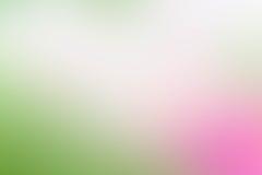 Abstrakcjonistycznego plamy tła różowego i zielonego koloru tekstura ilustracji