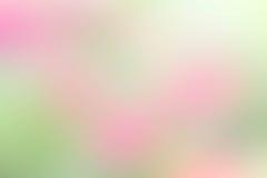 abstrakcjonistycznego plamy tła różowego i zielonego koloru tekstura ilustracja wektor