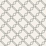 Abstrakcjonistycznego pojęcia wektorowy monochromatyczny geometryczny wzór Czarny i biały minimalny tło Kreatywnie ilustracyjny s Obrazy Stock