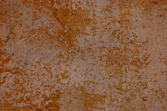 Abstrakcjonistycznego pomarańczowego tła rocznika grunge tła tekstury luksusowy bogaty projekt z elegancką antykwarską farbą na ś Zdjęcie Stock