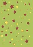 abstrakcjonistycznego tła świąteczny papierowy opakowanie Zdjęcie Stock