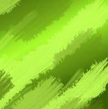 abstrakcjonistycznego tła świeża zieleń Obraz Stock