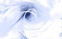 abstrakcjonistycznego tła błękitny jaskrawy Obraz Royalty Free