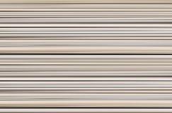 Abstrakcjonistycznego tła beżowe białe linie ablegrują niekończący się powtórkę pastel Zdjęcia Stock