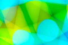 abstrakcjonistycznego tła bokeh kolorowy światło Zdjęcie Stock