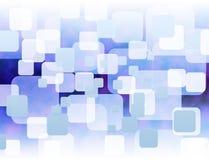 abstrakcjonistycznego tła kolorowy kształta kwadrat Zdjęcie Royalty Free