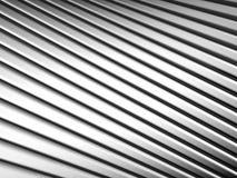 abstrakcjonistycznego tła metalu błyszczący srebny lampas ilustracji