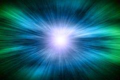 Abstrakcjonistycznego tła piękni promienie światło ilustracyjny projekt Zdjęcie Royalty Free