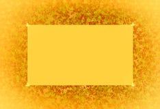 abstrakcjonistycznego tła pomarańczowy writing Obraz Royalty Free