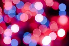 abstrakcjonistycznego tła bokeh kolorowy pic Obrazy Stock