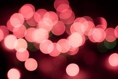 abstrakcjonistycznego tła bokeh kolorowy pic Zdjęcia Royalty Free