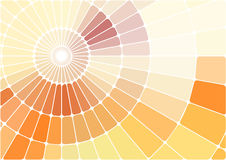 abstrakcjonistycznego tła geometryczna mozaika Zdjęcie Royalty Free