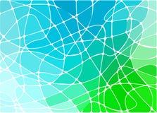 abstrakcjonistycznego tła geometryczna mozaika Fotografia Royalty Free