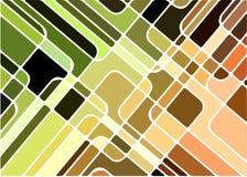 abstrakcjonistycznego tła geometryczna mozaika Zdjęcia Stock