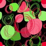 abstrakcjonistycznego tła geometryczny bezszwowy Obraz Royalty Free