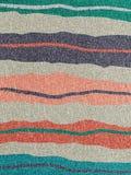 abstrakcjonistycznego tła geometryczny ornamental Zdjęcia Stock