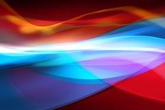 abstrakcjonistycznego tła jaskrawy barwiona tekstura royalty ilustracja